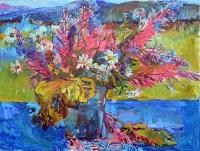 Полевые цветы - купить картину в Киеве