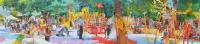 Парк Т.Г. Шевченко,Киев.картина украинскогохудожника