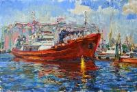 Harbor, Nikolaev