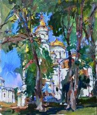 Spaso-Preobrazhenskiy cathedral,Chernihiv