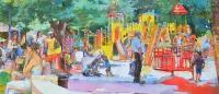 """ Shevchenko park, Kiev""playground"
