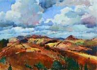 Cloudy sky, buy paintings online